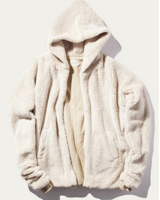 Mens Sherpa Hoodie Clothing, Shoes & Accessories Men's Clothing