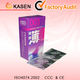 Plain Pink color condom with good pleasure,condom with spikes factory