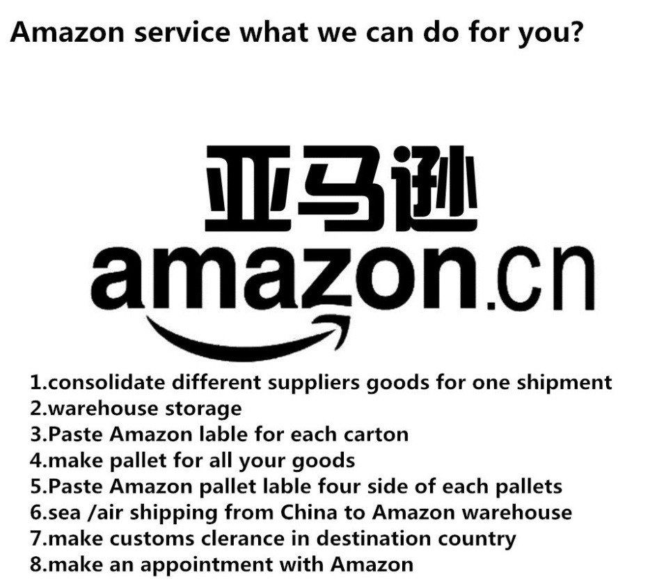 Fast Freight Forwarder Amazon FBA Shipping From Shenzhen China To France