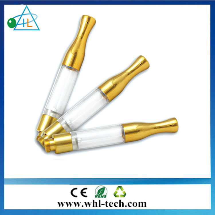 Factory wholesale WHL no leaking refillable vape pen wickless cartridge cbd oil atomizer