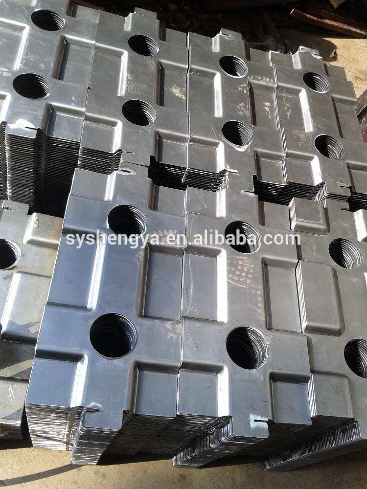 Interra Cellular Lightweight Concrete : Shengya moldes de blocos concreto celular leve made in