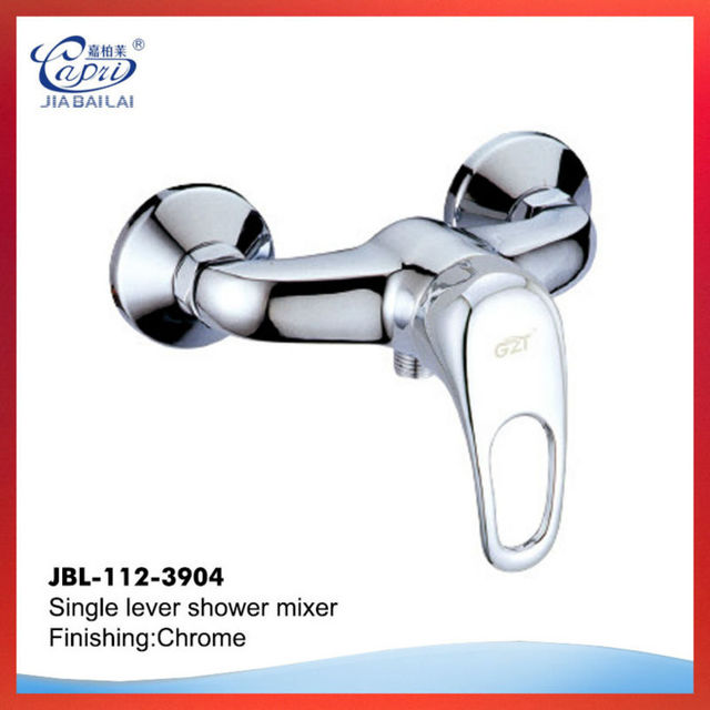Single Lever Brass Bathtub Water Faucet Tap