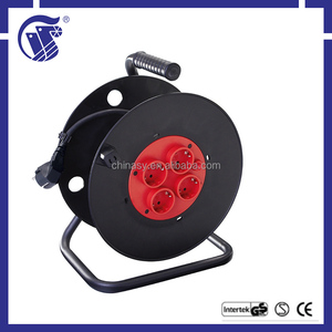 Favorable price usb spring mini retractable cable reel