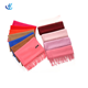 cheap pashmina shawls woolen scarf winter cashmere scarf wholesale