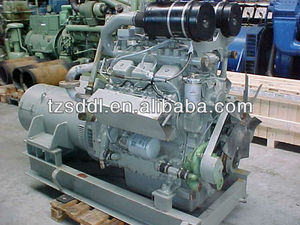 Military engine with MWM technology marine generator with deutz motor mwm