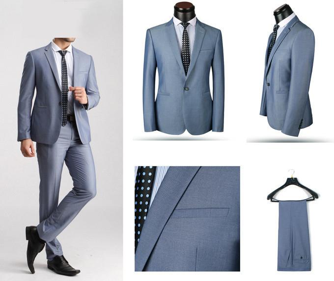 Cheap Latest Design Coat Pant Men Suit - Buy Man Suit,Coat ...