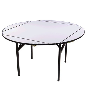 Superieur Multipurpose Folding Round Square Round Folding Tables For Restaurant
