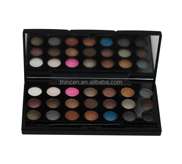 Create free makeup palette 21colors eyeshadow build your own makeup brand