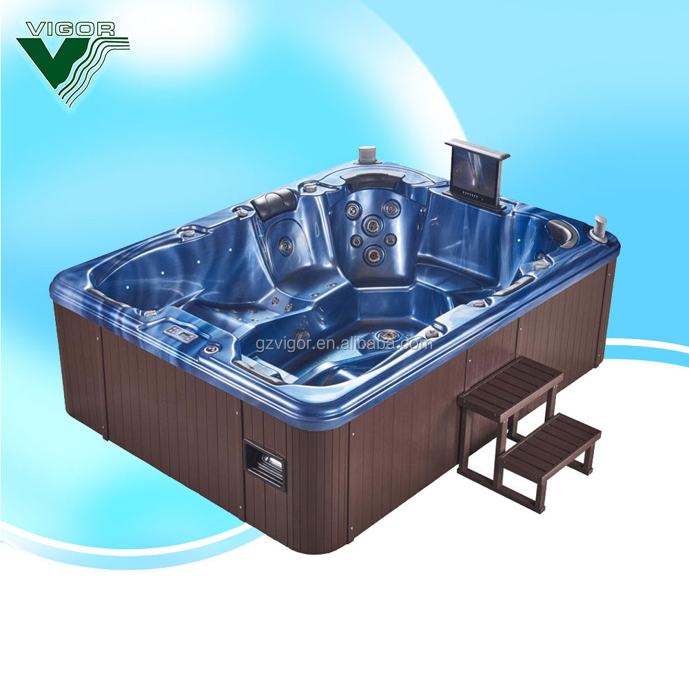 free standing hot tub. Round Hot Tub  Suppliers and Manufacturers at Alibaba com