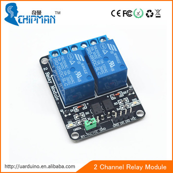 China Wholesaler 2 Channel Relay Module Indicator Light Led 5v Relay Module  For Arduino Uno R3 1280 Arm Pic Avr Stm32 - Buy Relay Moudle,1 Channel