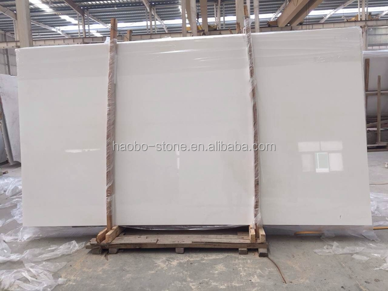 cheap super thin custom sizes High Quality Thassos White Marble kitchen/floor/bathroom Slab Available 2CM & 3CM for sale
