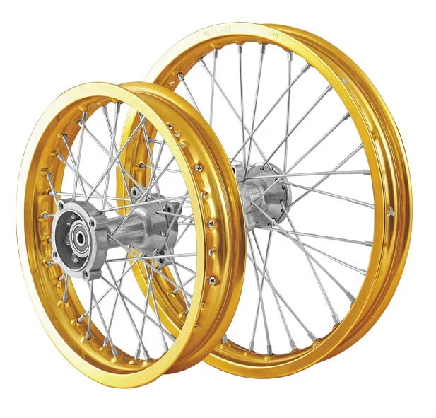 Motorcycle Alloy Wheel Rim for 1.20-17 1.60-17 1.40-17 1.85-17