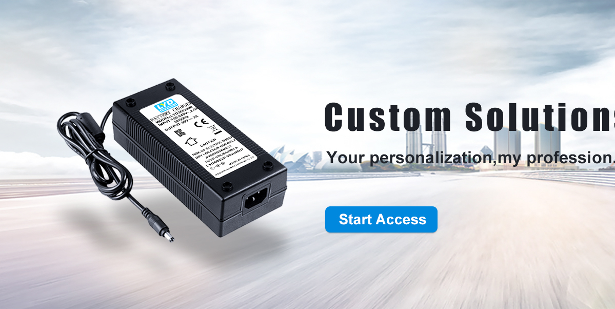 Delightful Shenzhen Lianyunda Electronics Co., Ltd.   Switching Power Adapter