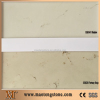 White marble look like artificial quartz stone for sale