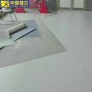 sound absorption anti-slip commercial pvc flooring