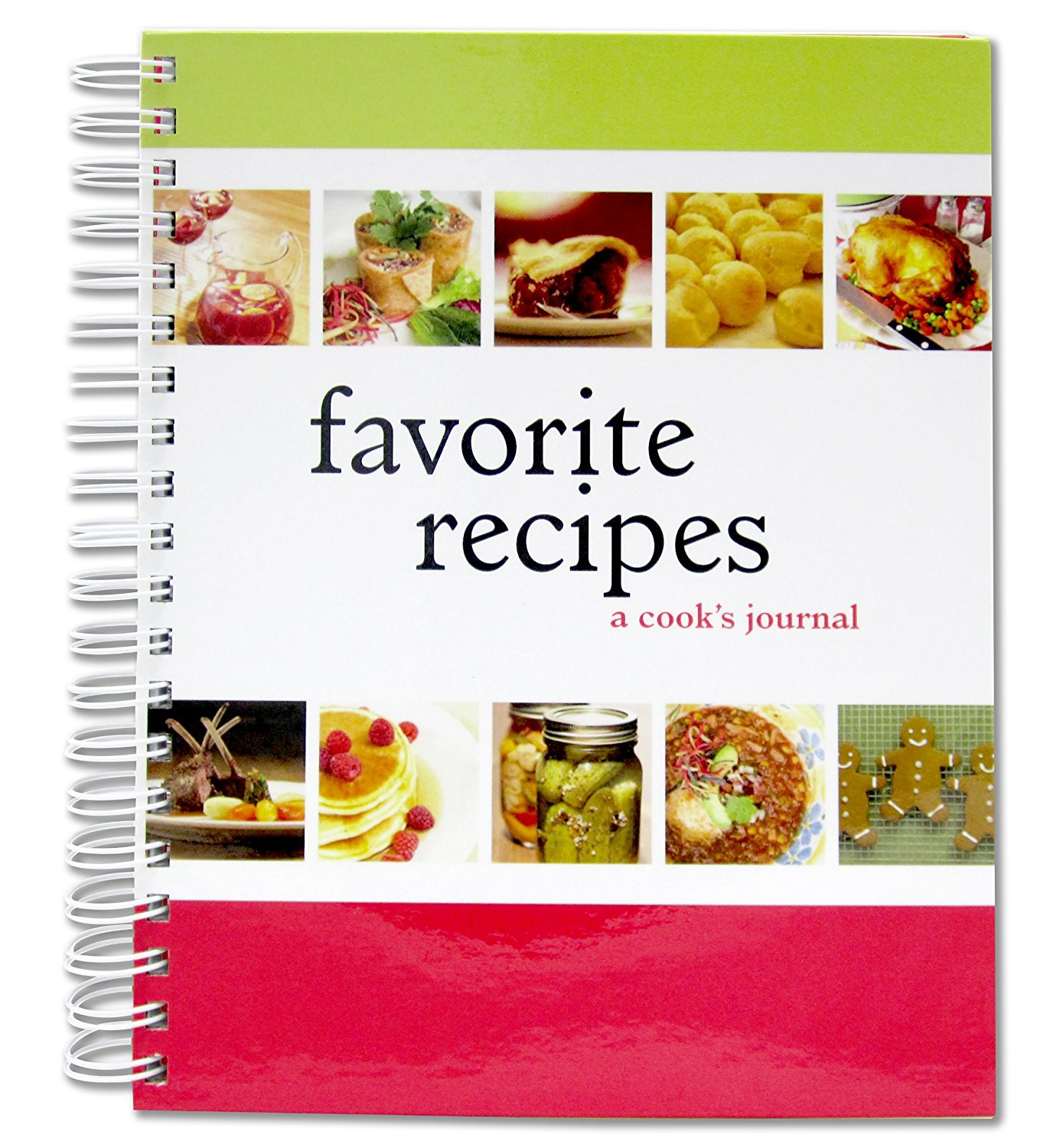 Get Quotations BookFactory Best Recipe Book Journal Notebook Blank Cook