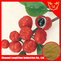 Manufacturer Supplying Natural Guarana Seed Extract 10%,20% Caffein