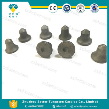 tungsten carbide buttons for road