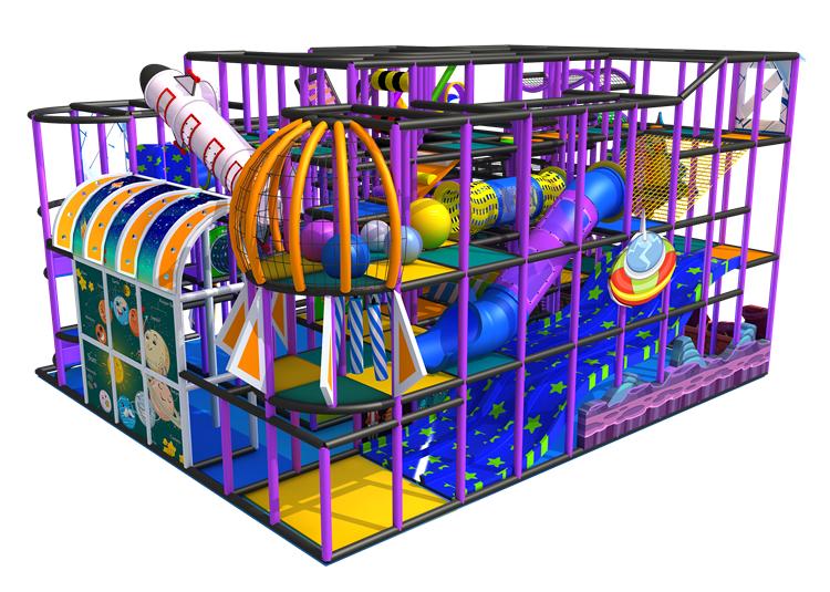 Nuovo arrivo per bambini di scuola materna gioco attrezzature scivolo di divertimento multifunzione parco giochi al coperto