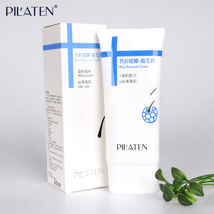 Pilaten Gentle Hair Removal Cream For Men Buy Body Hair