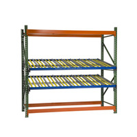 Flow Through Rack Warehouse Shelving Flow pallet racking