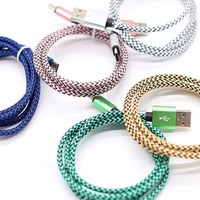 Hot Sale Type-C Fast USB Charger Cable Data Cord for XiaoMi mi6 mi5s Meizu Pro 5 6 LG G5 G6 Huawei P9 P10 Plus