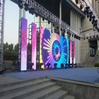 Hot sale 500*1000mm portable flexible screen rental p4.81 outdoor led display