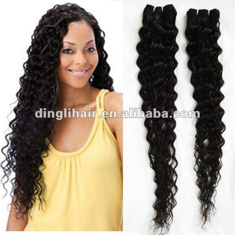 Double Stitched Hair Extension Weft Double Stitched Hair Extension