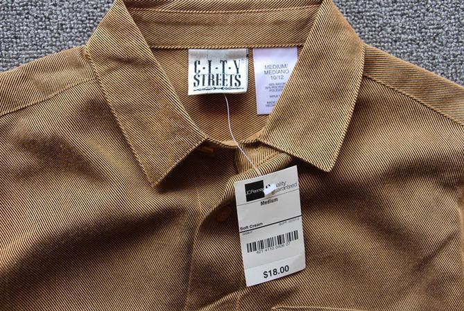 Wholesale really cheap grey shirts for boy's garment stocklots ...