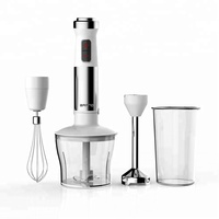 Ideamay 700W DC Motor Electric Multi-function Stick Hand Blender Set