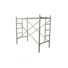 Building Construction Ladder Frame Scaffolding Systems