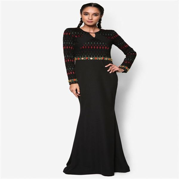 Factory in China factory price abaya 2017 for women