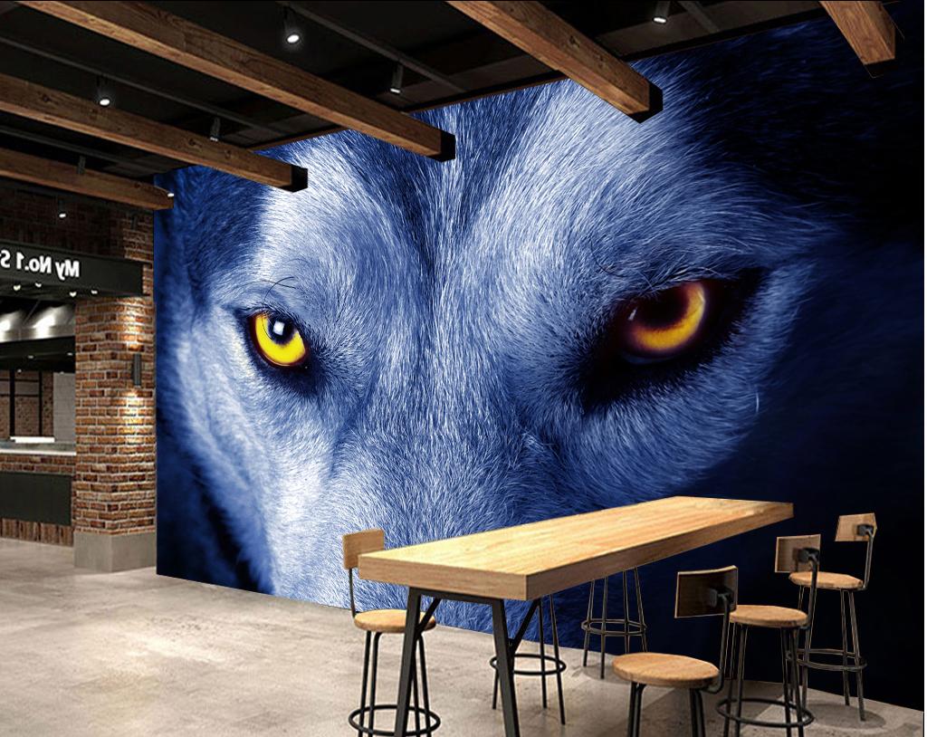3 2mwx2mh Per Roll Plafon Peregangan Dekoratif Wallpaper Untuk Bar Hewan Cetak Pvc Tahan Air Modern Langit Langit 3d Wallpaper Eropa Buy