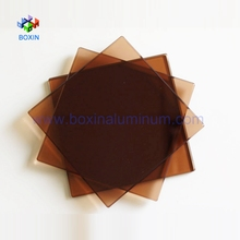 factory Low Price 4mm 5mm 6mm 8mm 10mm Tinted Bronze Float Glass