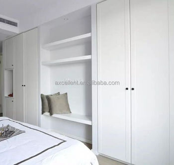 Wholesale Double Color Furniture Bedroom Wardrobe Modern Closet Sliding Door Fittings Laminate Designs Buy Double Color Wardrobe Design Furniture