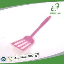 Hot Selling 100% Food Grade Silicone & Nylon Customized Personalized Creative Kitchen Tools Novelty Silicone Spatulas