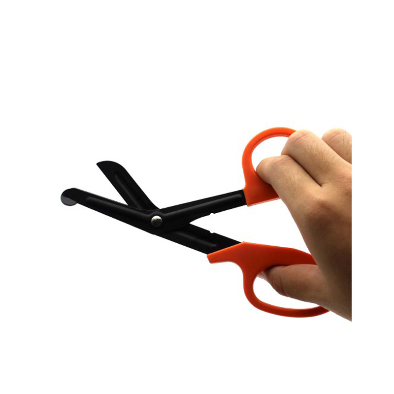 Honest Emtbandage Ifak Rescue Scissor Survive Tactical Gauze Trauma Emergency Medical Paramedic Doctor Nurse First Aid Shear Outdoor Back To Search Resultssports & Entertainment Camping & Hiking