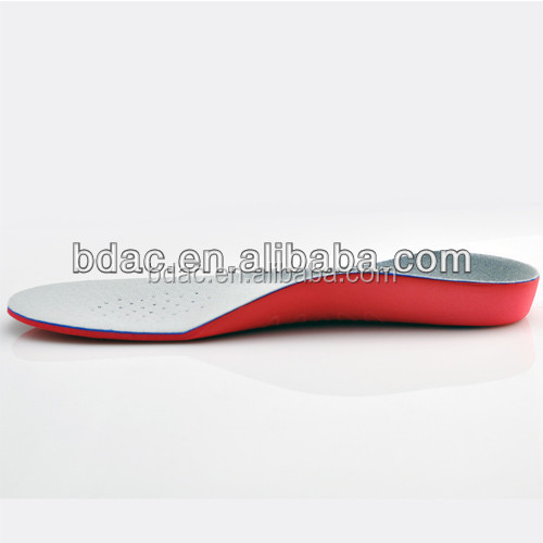 footcare EVA arch support foot balance shoe insoles orthotics
