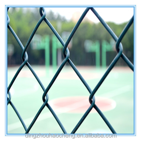 Pvc coated diamond expanded metal sheet welded wire mesh fence