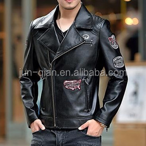 luxe multi motorcycle vest leather jacket manufacturer in brazil for mens