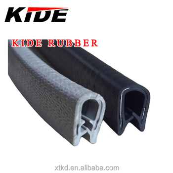 Push On Rubber Edge Trim Seal Buy Edge Trim Seal Rubber