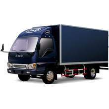 <span class=keywords><strong>Hot</strong></span> Bán Cargo Truck với Van Box for Sale