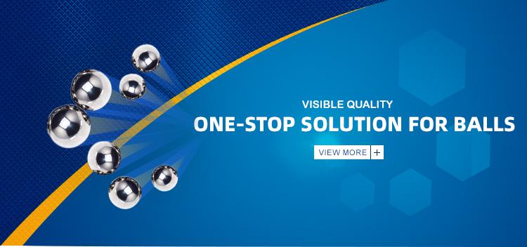 G100 AISI304 acciaio steel ball 22mm per il profumo e bottiglia di smalto sfera solida