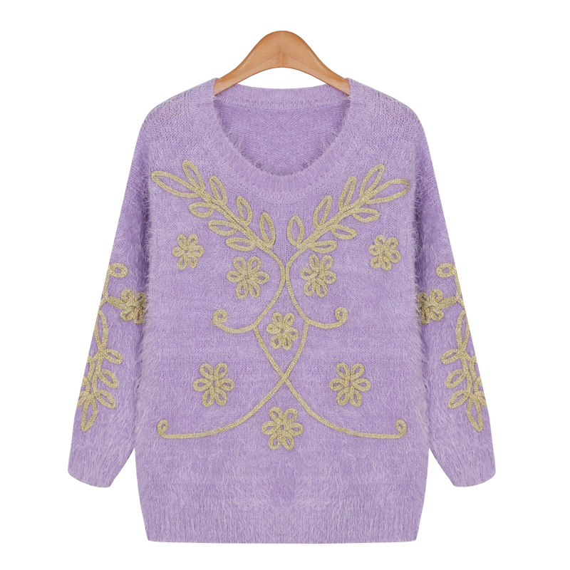 Get Quotations · 2013 High Quality Cute Plus Size Christmas Sweaters  Fashion Pullover Knitted Oversized Sweaters 81c370f69