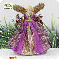 European Christmas Decorations Christmas Cherub Angels Decorations Handmade Angel Christmas Tree Ornaments