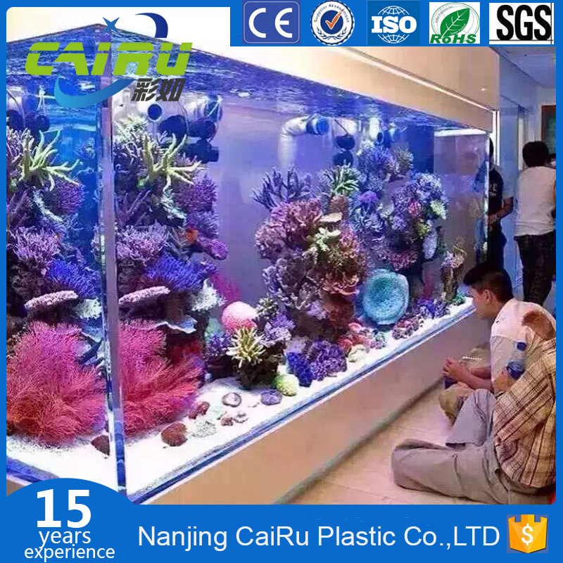 Acrylic fish tank pet supplies