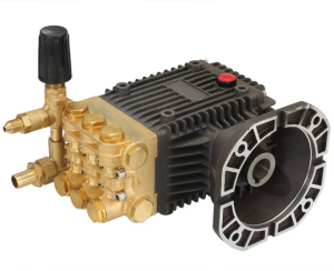 2800-3600 Psi 193-262bar Water Pump Triplex Car Wash High Pressure plunger pump high pressure pump 5.5KW SML2209A