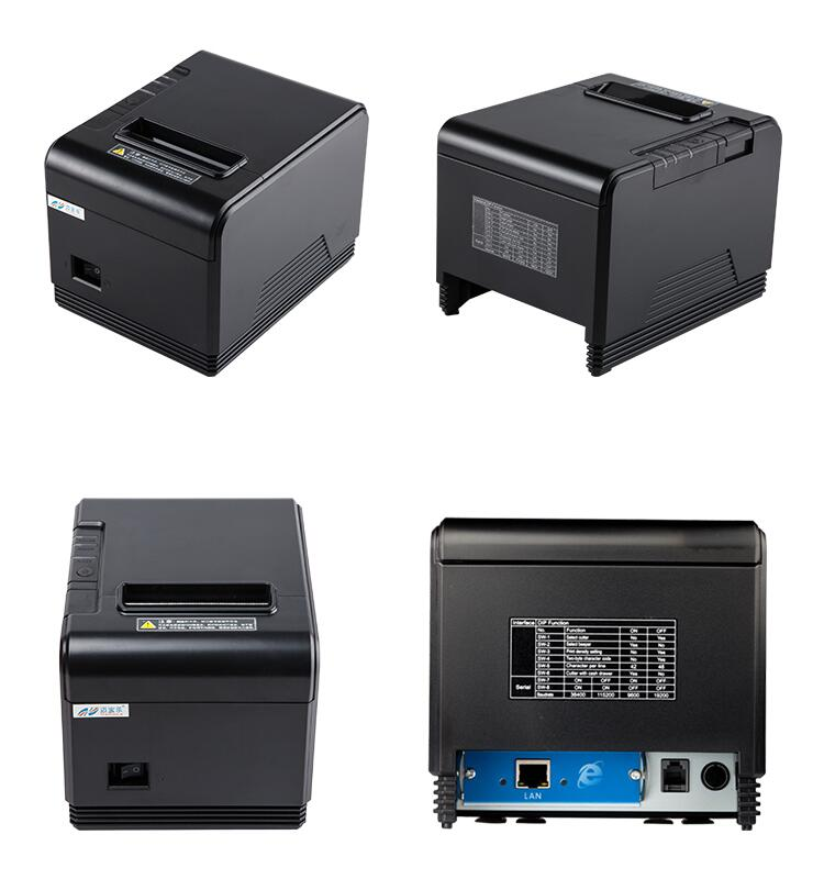 USB interface thermal printer 80mm module of cash register