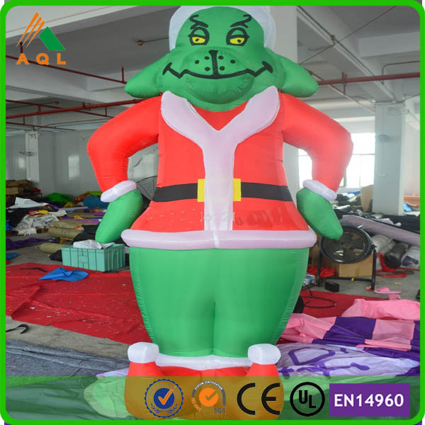 Magnificent Inflatable Christmas Decorationoutdoor Christmas Easy Diy Christmas Decorations Tissureus