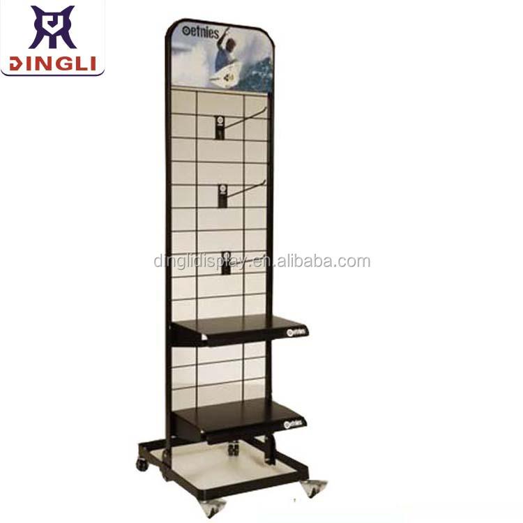Wire Mesh Metal Display Rack, Wire Mesh Metal Display Rack Suppliers ...